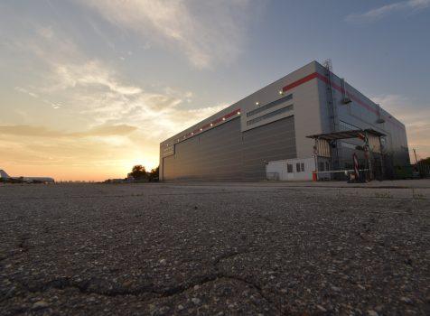 Inauguracja nowego hangaru Wizz Air w Sofii