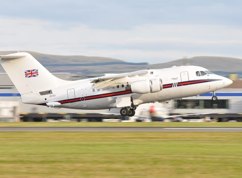 Kolejna fotograficzna wizyta w EDI Airport
