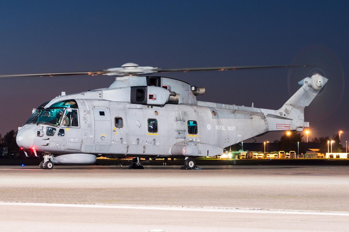 RAF Northolt Nightshoot XXV