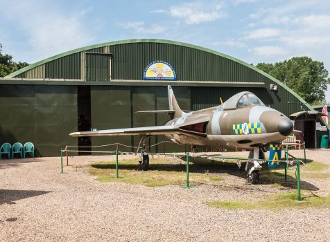 Museums, vol. 41 – United Kingdom – Norfolk and Suffolk Aviation Museum (Flixton)