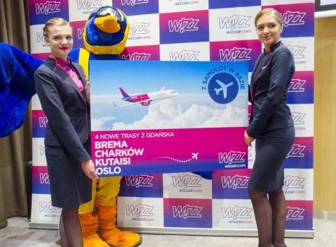Wizz Air ogłasza główne plany dla Polski