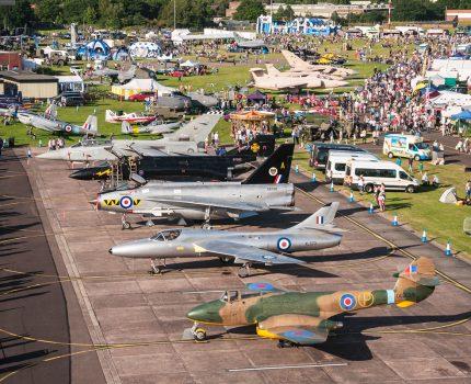 RAF100 (Cosford) – spotkanie PSA UK