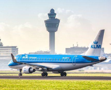 KLM przyleci do Wrocławia!
