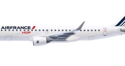 Linie HOP! zmieniają nazwę na  Air France HOP. Grupa Air France KLM kontynuuje proces upraszczania struktury organizacyjnej i portfela swoich marek.