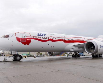 """""""KINO NA 100!"""", czyli Polska Klasyka Filmowa na pokładach Boeingów 787 DREAMLINER LOT-u"""