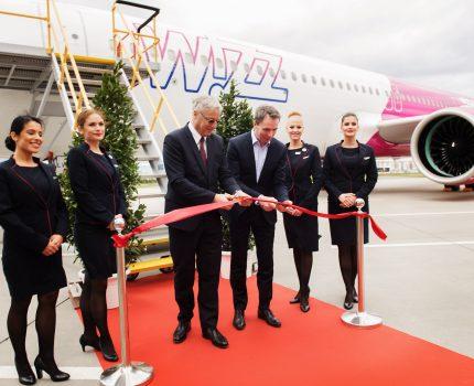 Przełomowe wydarzenie w historii Wizz Air –  odbiór pierwszego Airbusa A321NEO