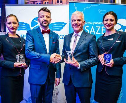 Wizz Air najlepszą niskokosztową linią lotniczą w Europie środkowo-wschodniej. Personel pokładowy Wizz wyróżniony za najlepszą obsługę