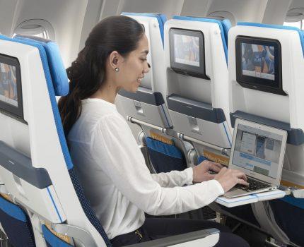 Nowy wymiar rozrywki na pokładach Boeingów 747