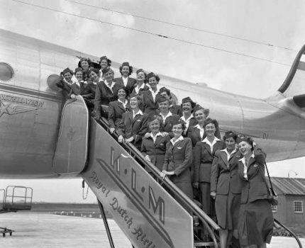 KLM wczoraj, dziś, jutro.. Najstarsza linia lotnicza na świecie obchodzi swoje 100. urodziny