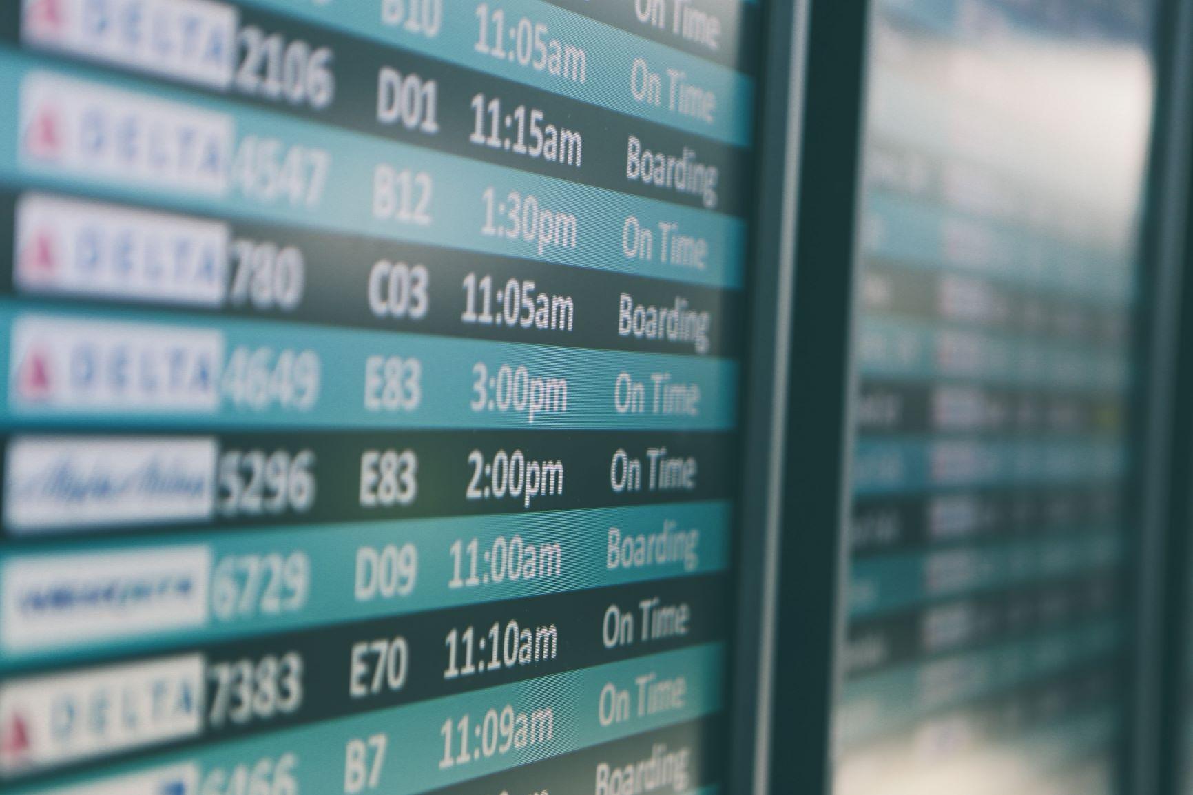TOP 10 najlepszych linii lotniczych i lotnisk – podsumowanie 3 kwartału 2019