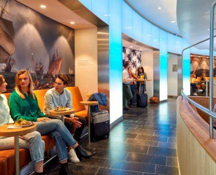 KLM zaprasza do nowego, wyjątkowego salonu lotniskowego