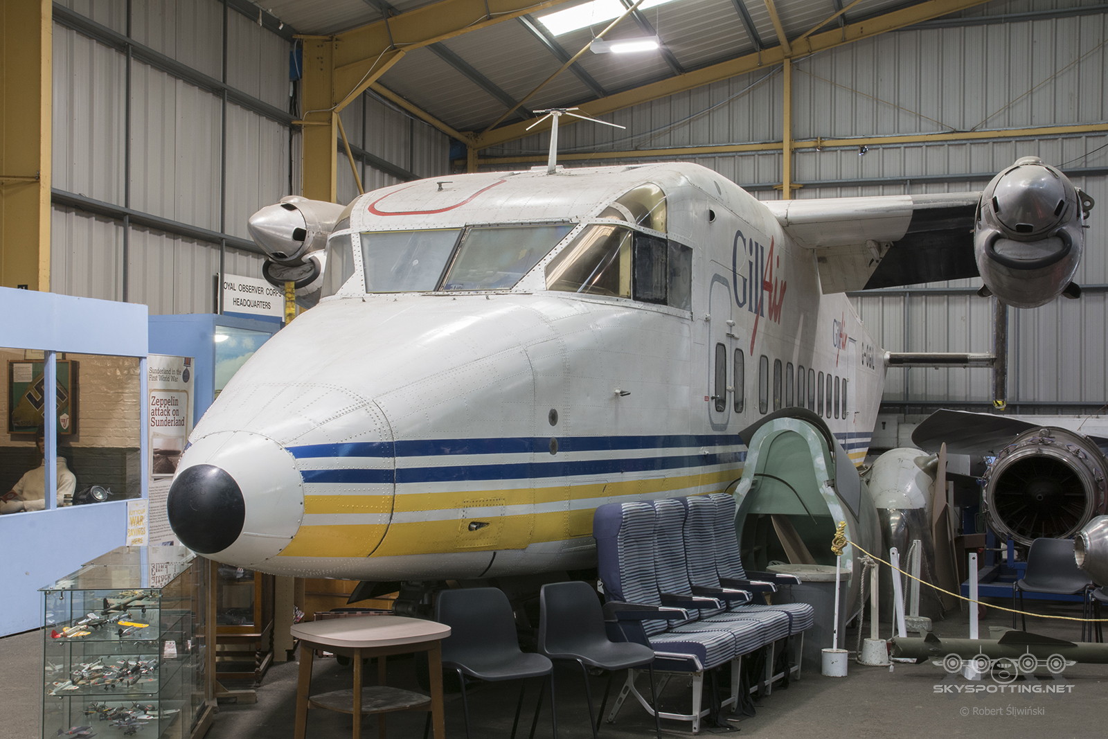 Museums, vol. 61 – United Kingdom – North East Aviation Museum (NEAM), Sunderland