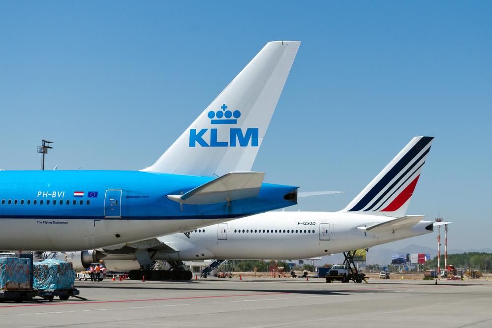 Grupa Air France-KLM przyspiesza proces wymiany floty i zamawia 10 kolejnych Airbusów A350-900.