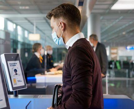 Grupa Lufthansa jako pierwsza wdroży STAR ALLIANCE BIOMETRICS i wprowadzi bezdotykową obsługę klienta na lotniskach