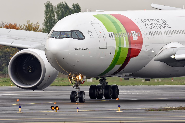 Pierwsza wizyta Airbusa A330neo